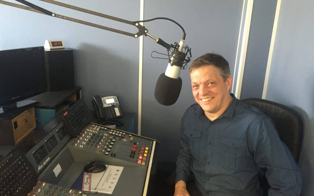 Marketing podcast: listen for some great marketing tips