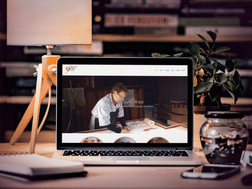 Website Design Swilliamsartist